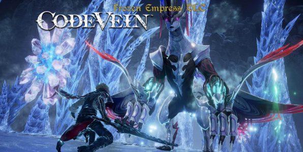 Code Vein: Frozen Empress DLC