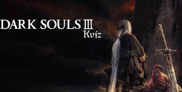 Dark Souls 3 kvízy