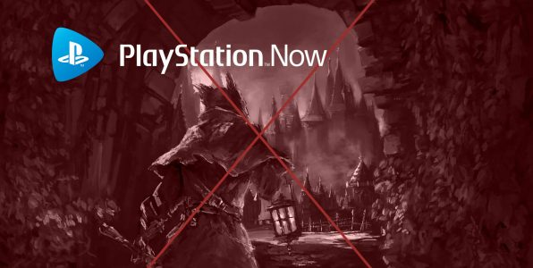 Bloodborne PS Now na PC