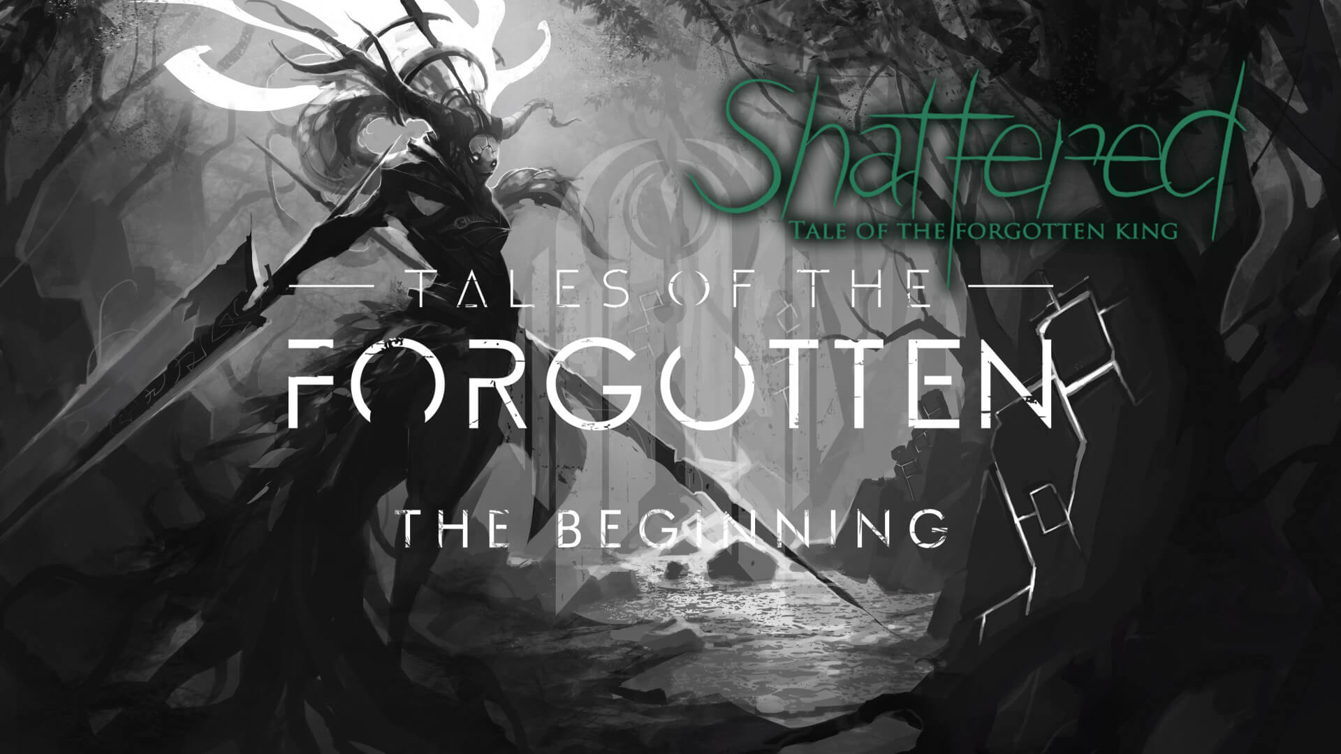 Shattered: Tale of the Forgotten King early access